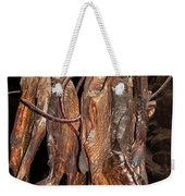 Dried Fish Weekender Tote Bag