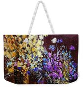 Dried Flowers  Weekender Tote Bag