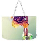 Dried Rose Weekender Tote Bag