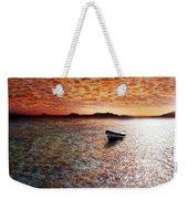 Drift Away Weekender Tote Bag