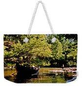 Driftboating Weekender Tote Bag