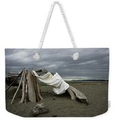 Drifts And Clouds Weekender Tote Bag