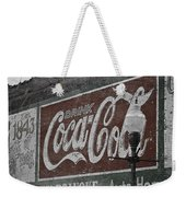 Drink Coca Cola Roanoke Virginia Weekender Tote Bag