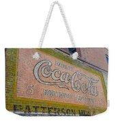 Drink Coca Cola Weekender Tote Bag