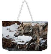 Drinking Wolf Weekender Tote Bag