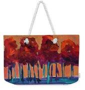 Dripping Tree #1 Weekender Tote Bag