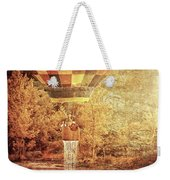 Dripping Wet  Hot Air Balloons Weekender Tote Bag