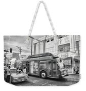 Drive-by Product Placement Weekender Tote Bag