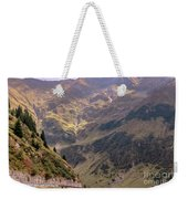 Drive In The Mountains Weekender Tote Bag