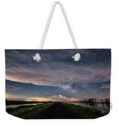 Drive Into The Wild Weekender Tote Bag