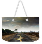 Drive Safely Weekender Tote Bag