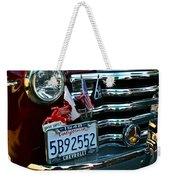 Drive Safely Weekender Tote Bag