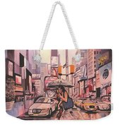 Drive Time Weekender Tote Bag