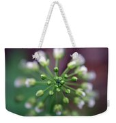 Drop Of Life Weekender Tote Bag