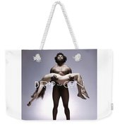 Drop The Gun Artwork Weekender Tote Bag