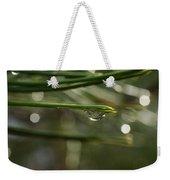 Droplet Weekender Tote Bag