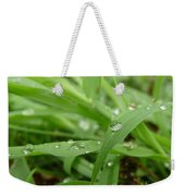 Droplets 02 Weekender Tote Bag