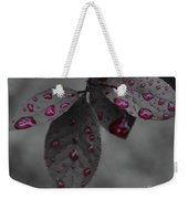 Drops Of Color 2 Weekender Tote Bag