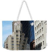 Drowning By Reflection Weekender Tote Bag