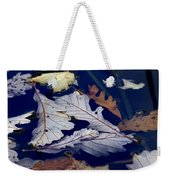 Drowning In Indigo Weekender Tote Bag