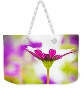 Drowning In The Sun Rays Weekender Tote Bag