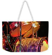 Drum Set Weekender Tote Bag