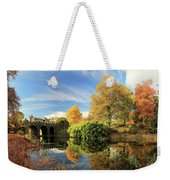 Drummond Garden Reflections Weekender Tote Bag
