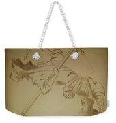 Drunken Mastery  Weekender Tote Bag