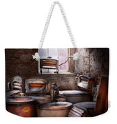 Dry Cleaner - Put You Through The Wringer  Weekender Tote Bag