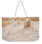 Dry Dune Grass Plants Weekender Tote Bag