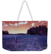Dry Lake Infrared Weekender Tote Bag
