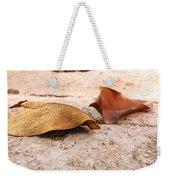 Dry Leaves Weekender Tote Bag