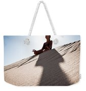 Dry Meditation Weekender Tote Bag