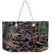 Dry River Bed- Autumn Weekender Tote Bag
