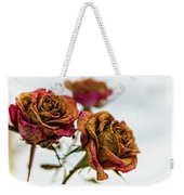 Dry Roses Weekender Tote Bag