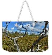 Dry Tree Weekender Tote Bag