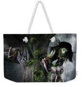 Dryad's Dance Weekender Tote Bag by Mary Hood