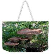 Dryad's Saddle Fungus Weekender Tote Bag