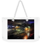 Los Angeles Night Weekender Tote Bag