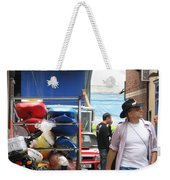 Dublin Alley Weekender Tote Bag