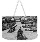 Dublin Port  Weekender Tote Bag