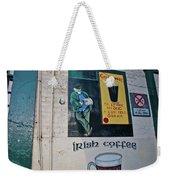 Dublin Street Art Weekender Tote Bag