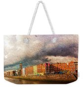 Dublin's Fairytales Around  River Liffey 2 Weekender Tote Bag