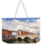 Dublin's Fairytales Around  River Liffey 3 Weekender Tote Bag