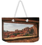 Dubrovnik City In Southern Croatia Weekender Tote Bag