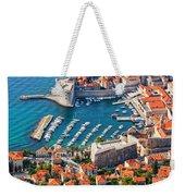 Dubrovnik From Above Weekender Tote Bag