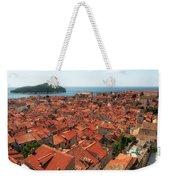 Dubrovnik Old Town Weekender Tote Bag