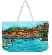 Dubrovnik Regatta Weekender Tote Bag