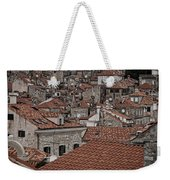 Dubrovnik Rooftops #3 Weekender Tote Bag