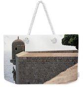 Dubrovnik The Wall Weekender Tote Bag